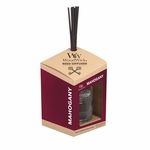 CLOSEOUT-Mahogany WoodWick Reserve Collection Reed Diffuser | Discontinued & Seasonal WoodWick Items!