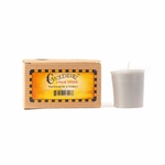 CLOSEOUT - Marshmallow & Embers 2-Pack Votive by Candleberry | Candleberry Candle Closeouts