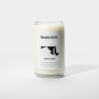 NEW! - Maryland 13.75 oz. Jar Candle by Homesick