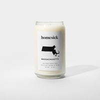 NEW! - Massachusetts 13.75 oz. Jar Candle by Homesick