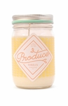 CLOSEOUT - Melon 9 oz. Produce Candle | Produce Candles