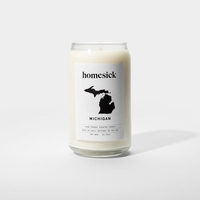 NEW! - Michigan 13.75 oz. Jar Candle by Homesick