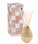 Mindful Oud Vanilla Reed Diffuser Set by Aquiesse | Mindful Collection by Aquiesse