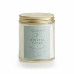 Mineral Thyme Julia Jar by Illume Candle | NEW! - Collectiv by Illume Candle