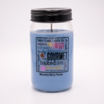 NEW! - Mountain Berry Parfait 24 oz. Swan Creek Kitchen Pantry Jar Candle | New Releases by Swan Creek Candle