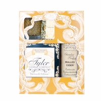 CLOSEOUT - *Mulled Cider Glamorous Gift Suite II by Tyler Candle Company