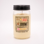 CLOSEOUT - New England Saltwater Taffy 24 oz. Swan Creek Kitchen Pantry Jar Candle | Swan Creek Candles Closeouts