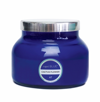 No. 42 Cactus Flower Signature Jar Candle by Capri Blue