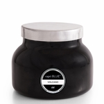 No. 6 - Volcano Black Signature Jar Candle by Capri Blue | 19 oz. Signature Jar Candles by Capri Blue