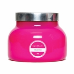 NEW! - No. 6 Volcano Pink Signature Jar Candle by Capri Blue | 19 oz. Signature Jar Candles by Capri Blue