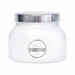No. 6 - Volcano White Signature Jar Candle by Capri Blue | 19 oz. Signature Jar Candles by Capri Blue