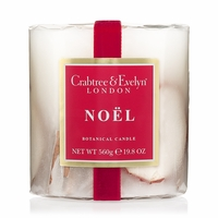CLOSEOUT - Noel Botanical Candle  - Holiday Collection by Crabtree & Evelyn