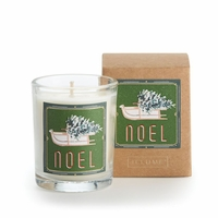 CLOSEOUT - Noel Glad Tidings Votive by Illume Candle