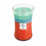 CLOSEOUT-Odor Neutralizing WoodWick Trilogy Candle 22 oz. | Discontinued & Seasonal WoodWick Items!