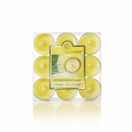 Old Fashioned Lemonade 9-Pack Tealights Colonial Candle | 9-Pack Tealight Colonial Candle