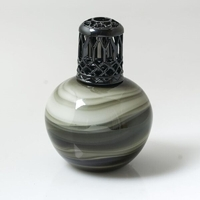 NEW! - Onyx Swish Fragrance Lamp by La Tee Da