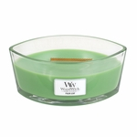 Palm Leaf WoodWick Candle 16 oz. HearthWick Flame | HearthWick Ellipse Glass Candles