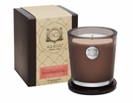 Passion Fruit & Citrus Large Soy Candle by Aquiesse | Large Soy Standard Candles by Aquiesse
