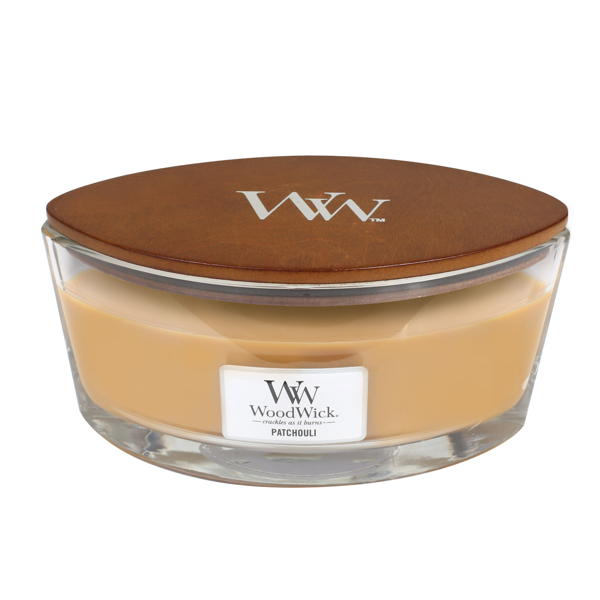 _DISCONTINUED - Patchouli WoodWick Candle 16 oz ...