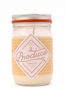 CLOSEOUT - Peanut 9 oz. Produce Candle | Produce Candles