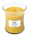 CLOSEOUT - Pear Cider WoodWick Candle 10 oz. | Discontinued & Seasonal WoodWick Items!