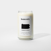 NEW! - Pennsylvania 13.75 oz. Jar Candle by Homesick