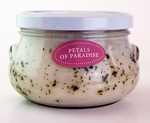 CLOSEOUT - Petals of Paradise 10.5 oz. Southern Charm Swan Creek Candle | Swan Creek Candles Closeouts