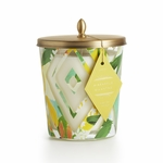 Pineapple Cilantro Cameo Jar by Illume Candle | Illume Decorative Candles