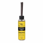 CLOSEOUT - Pineapple WoodWick 4 oz. Reed Diffuser REFILL | Discontinued & Seasonal WoodWick Items!