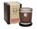 Pomegranate Sage Large Soy Candle by Aquiesse | Large Soy Standard Candles by Aquiesse