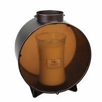 CLOSEOUT-Porthole Lantern for 22 oz. WoodWick Candle