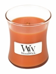 CLOSEOUT-Pumpkin Muffins WoodWick Candle 3.4oz. | Discontinued & Seasonal WoodWick Items!