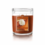 CLOSEOUT - Pumpkin Pie 8 oz. Oval Jar Colonial Candle | 8 oz. Oval Jar Colonial Candle
