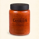 Pumpkin Spice 26 oz. Crossroads Candle | Crossroads 26 oz. Large Candles