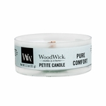 Pure Comfort Petite WoodWick Candle | WoodWick Petite Candles