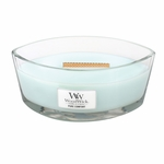 Pure Comfort WoodWick Candle 16 oz. HearthWick Flame | HearthWick Ellipse Glass Candles