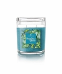 NEW! - Pure Ocean Breeze 8 oz. Oval Jar Colonial Candle | 8 oz. Oval Jar Colonial Candle