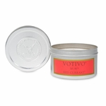 Red Currant Aromatic Travel Tin Votivo Candle | Aromatic Collection Travel Tin Votivo Candle