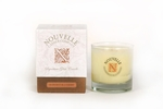 Red Ginger & Hemp Large Signature Glass 11 oz. Nouvelle Candle | Large Signature Glass Nouvelle Candles
