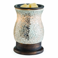 Reflection Glass Illumination Fragrance Warmer
