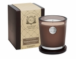 Sandalwood Vanille Large Soy Candle by Aquiesse | Large Soy Standard Candles by Aquiesse