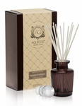 Sandalwood Vanille Reed Diffuser Set by Aquiesse | Reed Diffuser Sets by Aquiesse