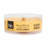 Seaside Mimosa Petite WoodWick Candle | WoodWick Petite Candles