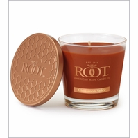 NEW! - Small Honeycomb Veriglass Candles by Root