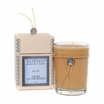 Smoke on the Water Aromatic Jar Votivo Candle | Aromatic Collection Jars Votivo Candle