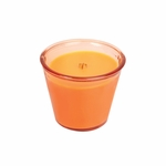 CLOSEOUT-~Sparkling Orange Summer Sweets Fruit Jar WoodWick Candle | Discontinued & Seasonal WoodWick Items!