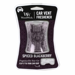 Spiced Blackberry WoodWick Car Vent Freshener | Car Vent Fresheners - Woodwick Fall & Winter 2015
