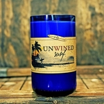 Surf - Surf Wax 12 oz. Unwined Candle | Unwined Surf Candles