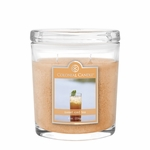 CLOSEOUT - Sweet Iced Tea 8 oz. Oval Jar Colonial Candle | Colonial Candle Closeouts