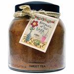 Sweet Tea 34 oz. Papa Jar Keeper's of the Light Candle by A Cheerful Giver | Keeper's of the Light 34 oz. Papa Jar Candles by A Cheerful Giver